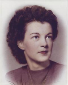 Mom, Circa 1943