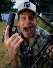 Ted Nugent Crazy Guy