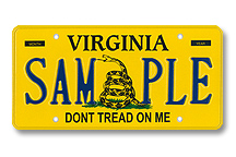 Photo Credit:  VA DMV Website