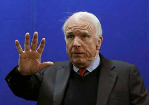 Senator John McCain Is He Ever Right?