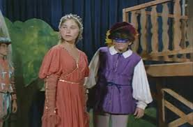 I was a much better Juliet than Marsha Brady. Much.  Of course, there are no Google Images of me.