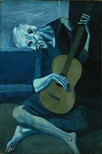 Picasso Photo credit:  https://www.flickr.com/photos/uhuru1701/2248496373