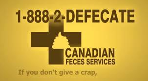 Canadian Poop