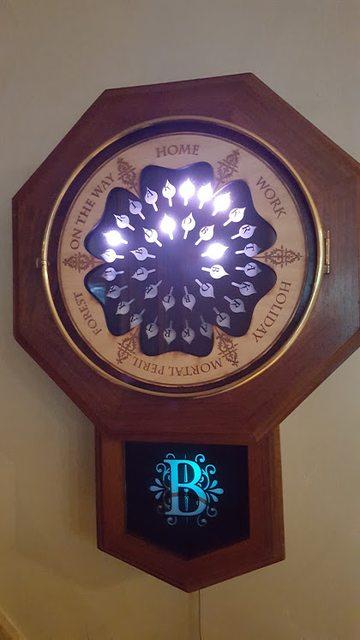 Weasley clock 1
