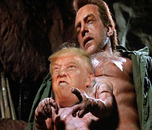 Trump - Alien 2