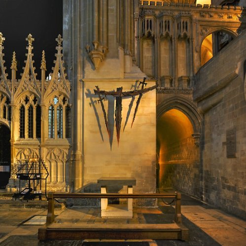 Canterbury Cathedral Altar
