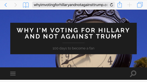 whyimvoting
