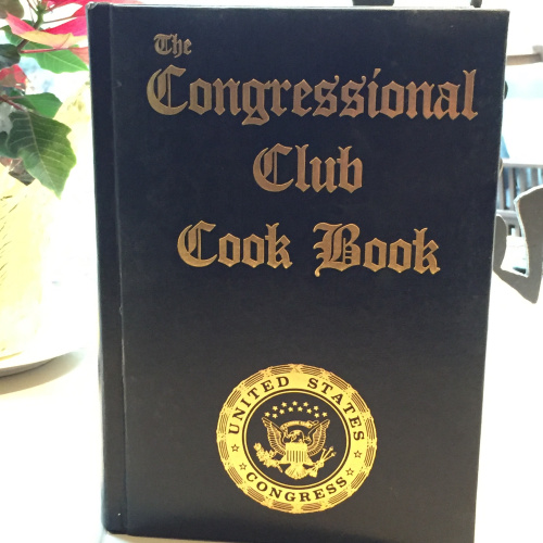 I Took This Picture! It's MY Cookbook!