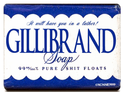 ivory soap gillibrand