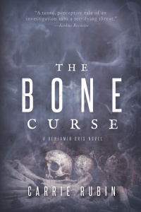 The Bone Curse by Carrie Rubin